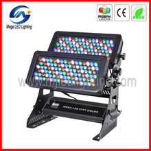 pro water effect 192pcs dmx rgbw hot sale led wall washer outdoor 580w
