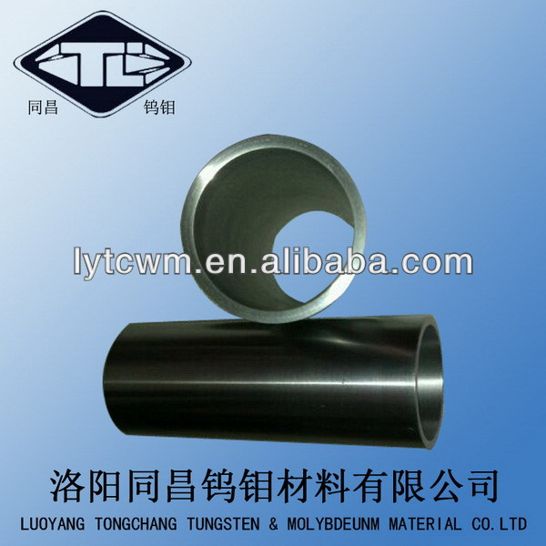 Top quality promotional induction moly melting crucible