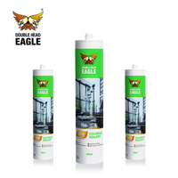 Professional Certificated Mould-Proof Construction Colorful Silicone Sealant