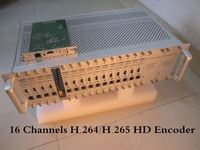 MPEG/H.264 Encoder 16 Channels for IPTV,iptv Hardware Encoder