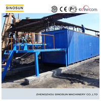 Bitumen Melting Equipment/ drummed bitumen melting machine