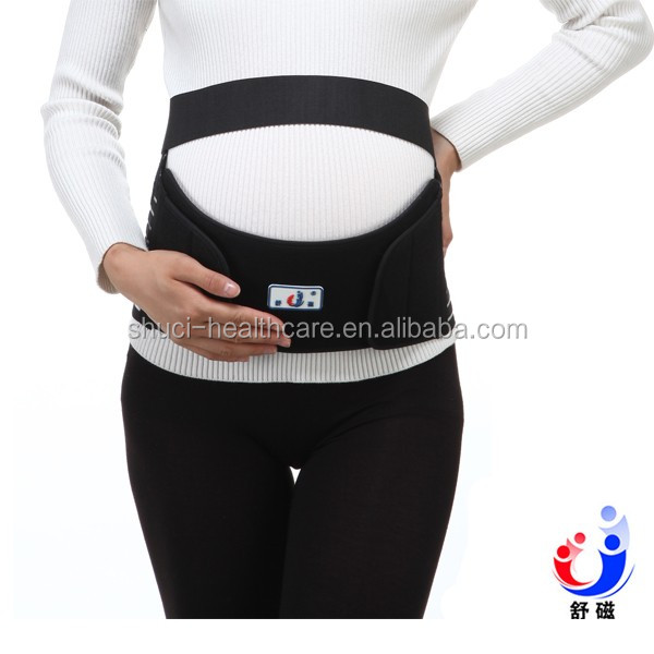 Maternity Belt Support Waist Band, Breathable Pregnancy Belly Brace, Pregnant Belly Belt Maternity Belt Maternity Support Belt
