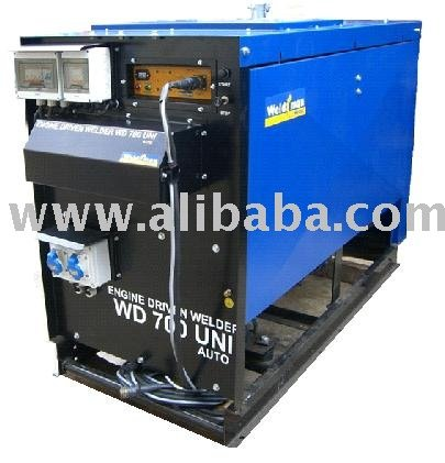 WELDMAN 700Amps Diesel Engine-Driven Welding Machine (UNI-Auto)