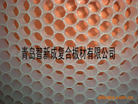 PP plastic honeycomb for air filter