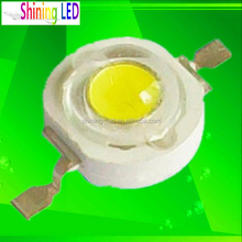 Cost-efficient Alternative Current 10mA Pure White 5000-5500K 110V AC 1W LED Diode Epistar for North America