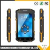 5.0 Inch V4 IP68 Android 4.4 Quad Core IPS Screen Dual SIM Card Rugged Smart Mobile Phone