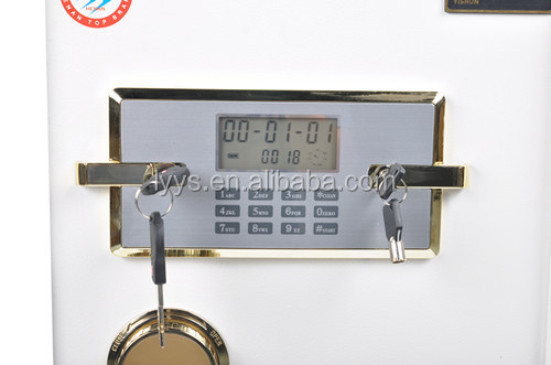 electronic wall mounted digital safe deposit box