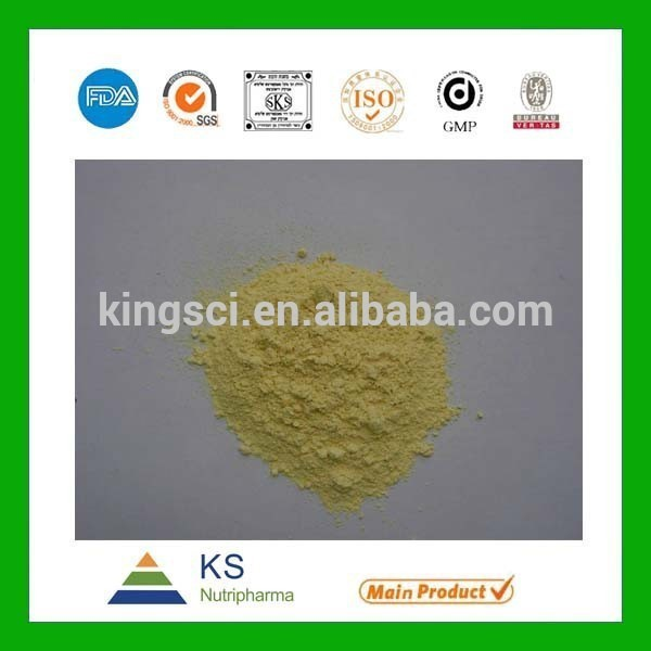 Raw material Rutin from Saphora japonica flowers non-citrus source