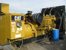 CATERPILLAR 3512 YEAR 2003 HOURS 2800
