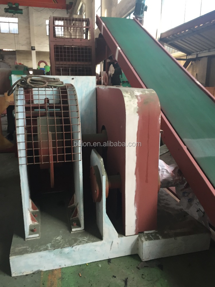 CRUMB RUBBER TYRE RECYCLING MACHINE