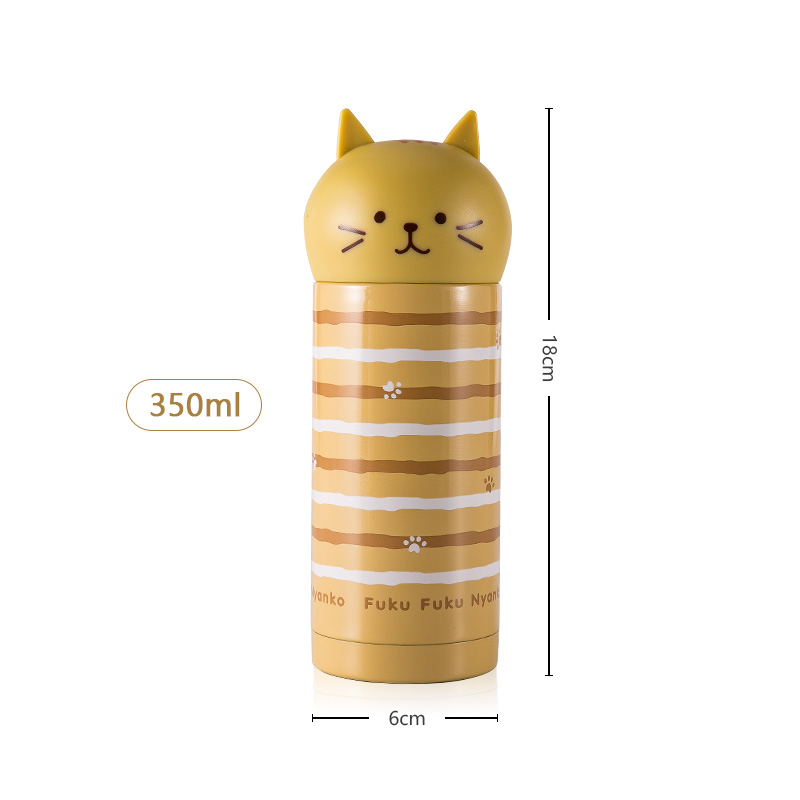 Fissman 250ML cute kid Thermos vacuum flask Double Wall Thermos bottle Vacuum Flask