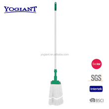 Cotton Mop Cotton Wet Mop With Plastic Clip Floor Cleaning Mop With High Quality