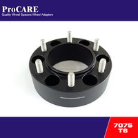 50mm Al alloy off road truck wheel spacer 6x139.7 for toyota hilux