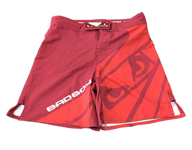 Wholesale custom design mma short make your own mma shorts with sublimated