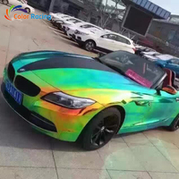 Quality 100% Guarantee self adhesive air bubble free car wrapping vinyl film ,car body wrap film foil with cheap price