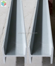 FRP structure support Fiberglass I beam