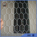 Small square high quality galvanized steel woven stucco hexagonal wire mesh for supermarket