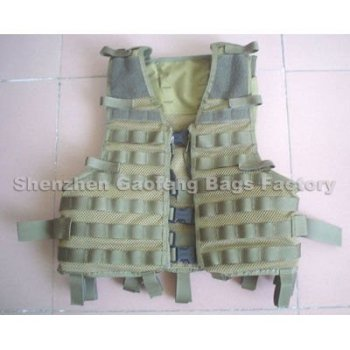 Green Safety LBV Vest Clothes (Bag pack)