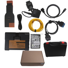 A2+B+C Car Diagnostic and Programming Tool for I-COM A2 for BMW With Multi-Language 500G HDD
