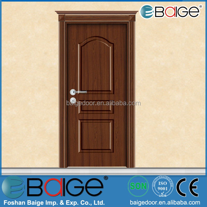 BG-TP9002 teak wood door design/cast iron wood stove door/wood door pictures