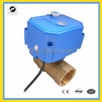 2-way 220VAC HVAC Motorized Valves for automatic control system and equipment