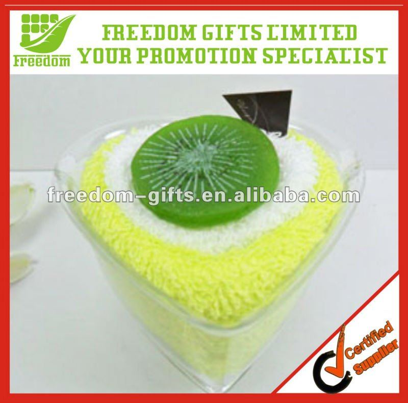 Cheap Price Cake Towel Gifts Swiss Roll Towels