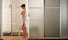 shower glass door decorative film/ protective film for glasses/ frosted window film for bathrooms