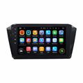 "Support original car rear camera and amplifier and USB android 7.1.2 car stereo system for 10.1"" PASSAT 2015"