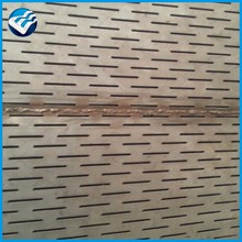 decorated perforated plastic mesh panel for elevator