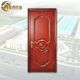 alibaba trade assurance 3 hour fire rated pine double swing wooden front entry door 30 x 96 mahogany YBVD 6064