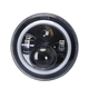 7inch LED Headlight Bluetooth Phone APP Control 7 inch round Jeeps RGB halo ring led headlights