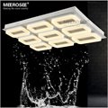 Modern Indoor Ceiling Light Fitting, Energy Saving Light Source LED Square Light MD12136 L9