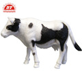 ICTI Factory Cow Small Plastic Animal Figure