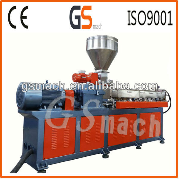 PVC film calender line includes planetary extruder, banbury, internal and open mixer, filter machine and