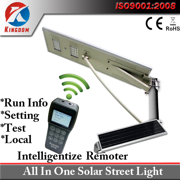 outdoor integrated 15w 20w 30w 50w 80 100 watt solar power all in one solar led street light