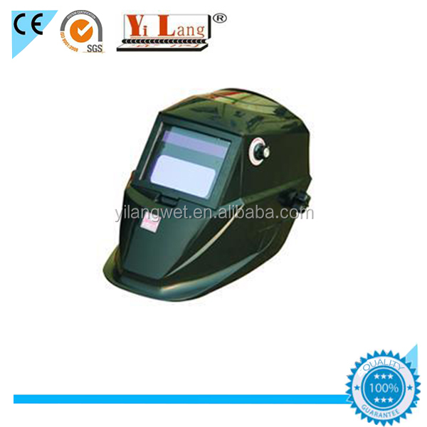 Cheap Welding Supplies High Sensitive Solar Power Auto Darkening Welding Helmet