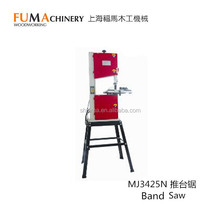 MJ3425N Vertical Angle Cut 45 Degree Wood Cutting Band Saw Machine