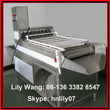 hard boiled egg peeling machine/Chicken Eggs Sheller (Skype: hnlily07)