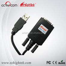 High Performance USB to RS232 DB9 Serial Data Cables pl2303 chip