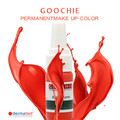 Goochie Permanent Makeup Ink Pigment for Lip&Eyebrow