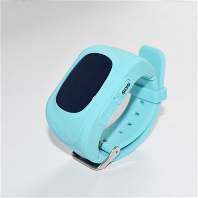 <strong>Hot</strong>!!! Kids GPS Tracking Watch Q50 GSM Card SOS Call GPS Security Tracker Watch for Kid