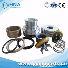API certification mud pump valve assembly