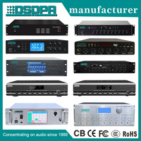 Professional Public Address System 70V 100V