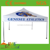 Model 3x3 folding tent canopy /metal pop up tent/folding canopy shelter,easy up tent,custom logo printed canopy