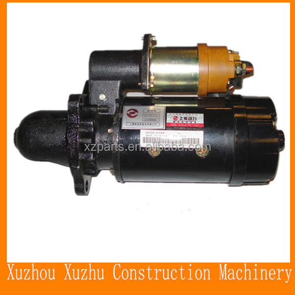 Supply Top Quality XCMG Engine Parts Starter Motor
