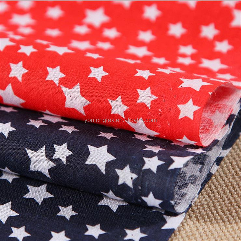 printed 100%cotton fabric for lining,pajamas,toys,shoes