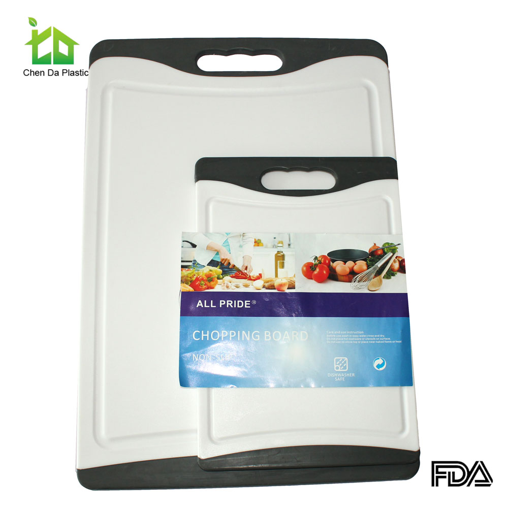 Eco-friendly Plastic Chopping Blocks Silicone Cutting Board