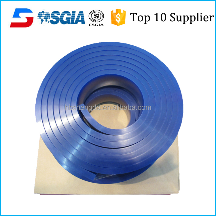 HIGH quality urethane casting rubber squeegee