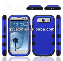cell phone case for huawei ascend 2,for samsung galaxy s3 protector mobile phone silicone case