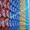 Colored Aluminum Metal Chain Hanging Wholesale Curtain